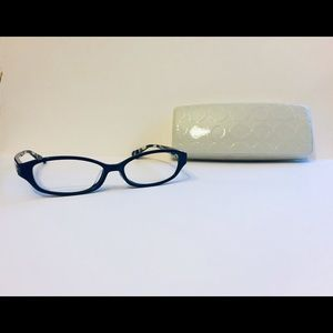 Glasses coach frame